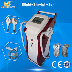 Chiny SHR E - Light IPL Beauty Equipment 10MHZ RF Frequency For Face Lifting dostawca