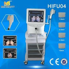 Chiny Hifu High Intensity Focused Ultrasound Eye Bags Neck Forehead Removal dostawca