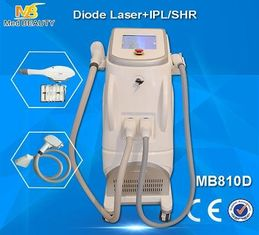 Chiny Painless Diode Laser Hair Removal , Permanent 808nm IPL SHR Hair Removal Machine dostawca