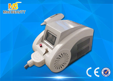 Chiny Grey ND Yag Laser Tattoo Removal machine , q switched laser for tattoo removal dystrybutor