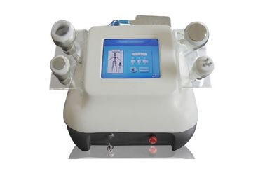 Chiny Cavitation+ Tripolar RF + Monopolar RF Beauty Machine + Vacuum Liposuction dystrybutor