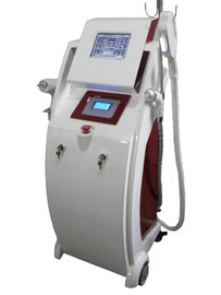 Chiny IPL +Elight + RF+ Yag Laser Hair Removal And Tattoo Removal Beauty Equipment dystrybutor
