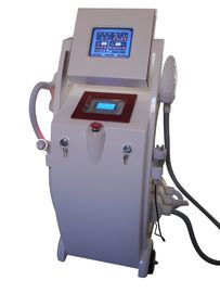 Chiny IPL +Elight + RF+ Yag Laser Hair Removal And Tattoo IPL Laser Equipment dystrybutor